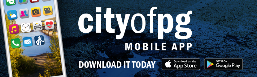 City of PG Mobile App