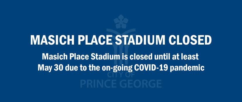 Masich Place Stadium is now open.