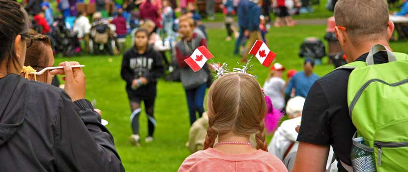 Canada Day at Lheidli T'enneh Memorial Park