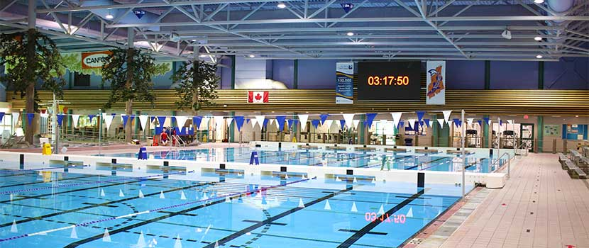 The Prince George Aquatic Centre
